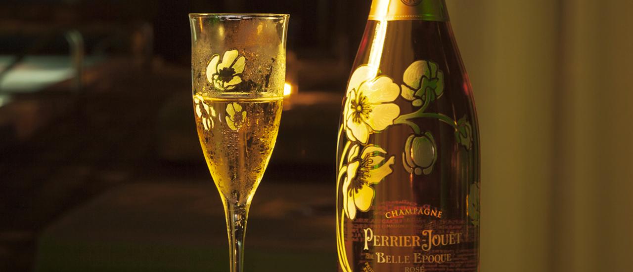 Celebre com a Perrier Jouët
