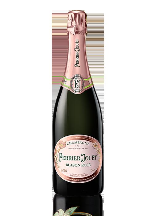 Blason rosé bottle
