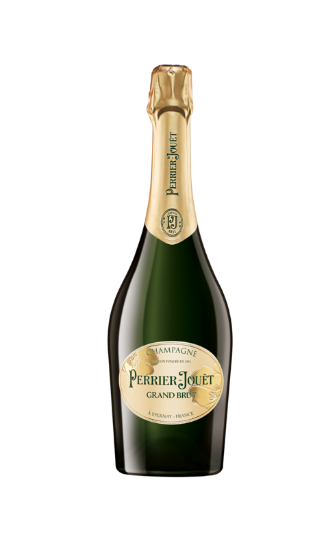 Perrier-Jouët Grand Brut NV Shape Bottle