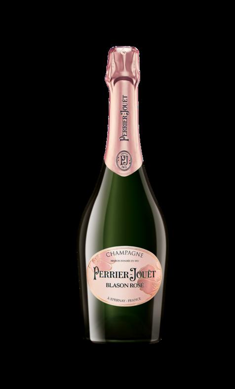 Perrier-Jouët Blason Rose NV Shape Bottle