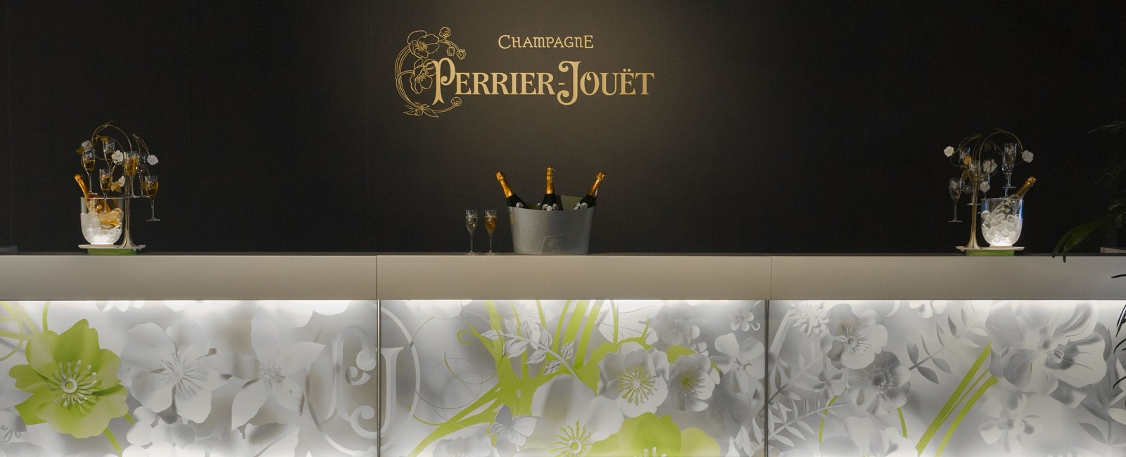 Perrier-Jouët na Design Miami/Basel