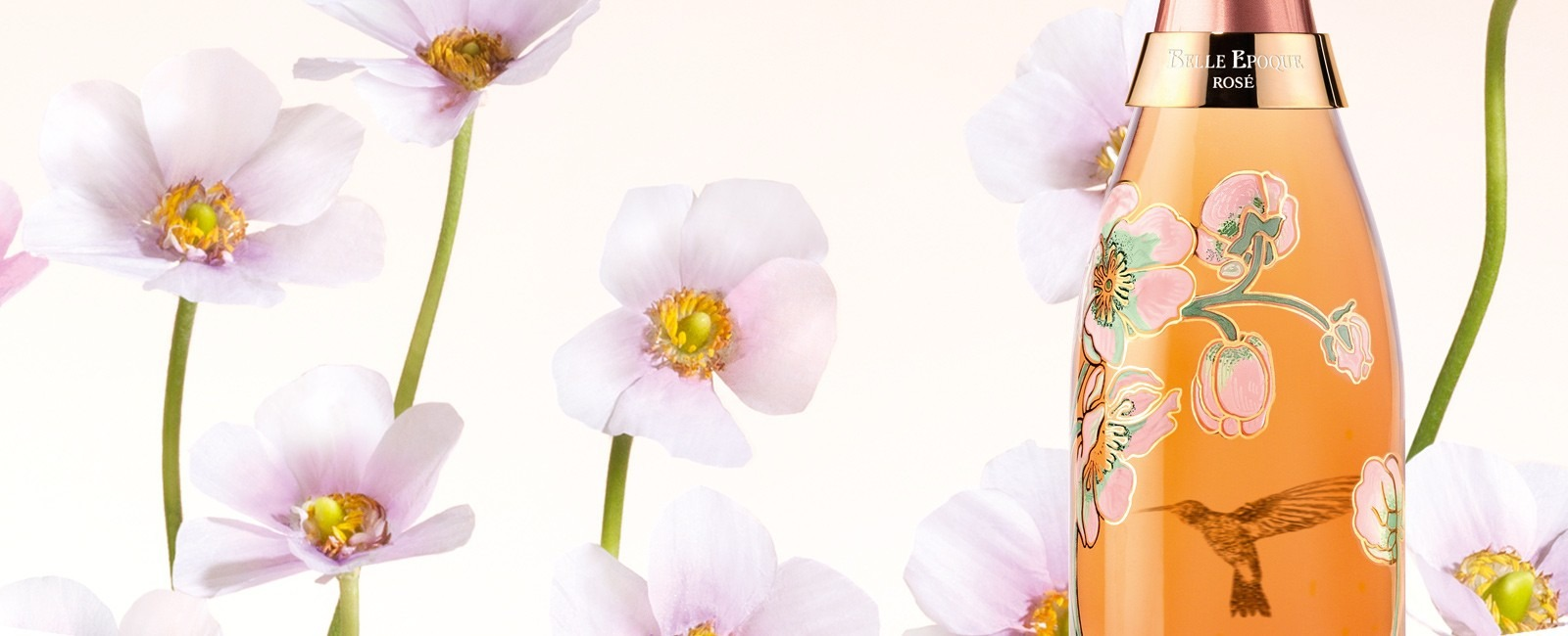 Perrier-Jouët Belle Epoque Rosé Limited Edition