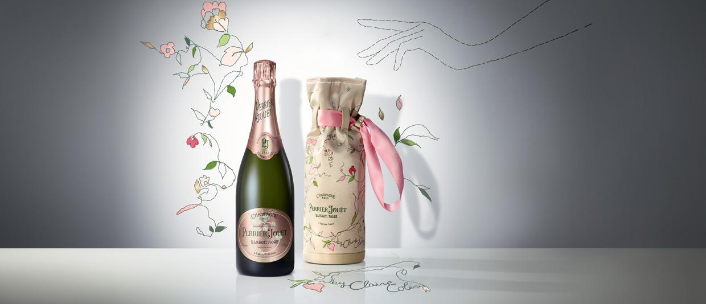 玫瑰香槟随行袋