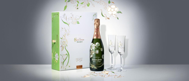 美丽时光香槟豪华礼盒