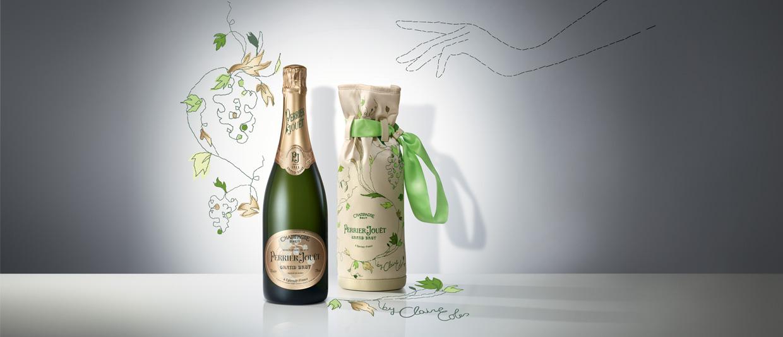 特级干型香槟随行袋