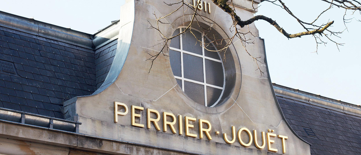 THE PERRIER-JOUËT'S HOUSE