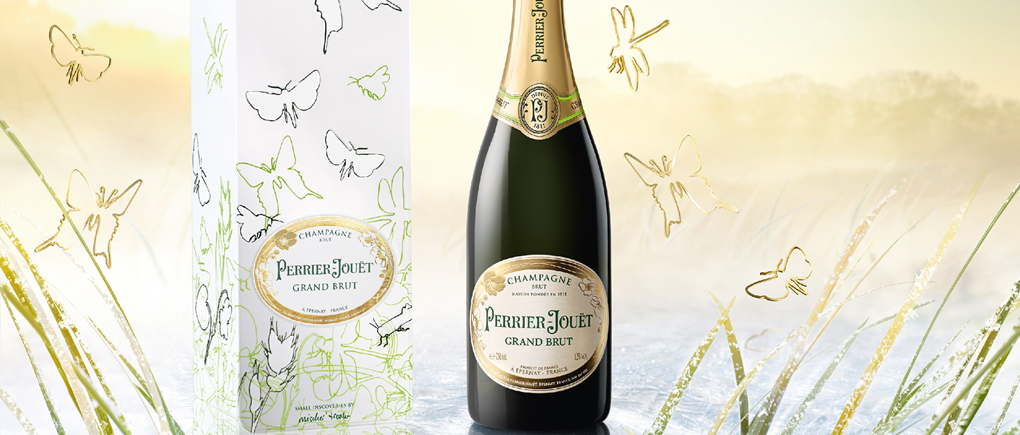 perrier jouet limited editions grand brut