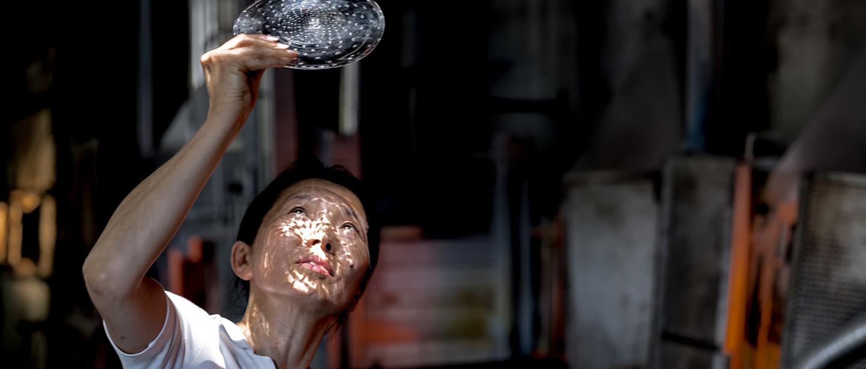 RITSUE MISHIMA为巴黎之花重新诠释香槟品鉴仪式