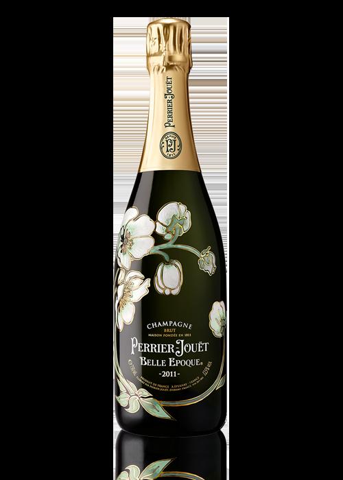 Belle Epoque 2011 bottle