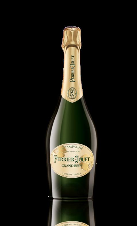 Perrier-Jouet NV Bottle Grand Brut