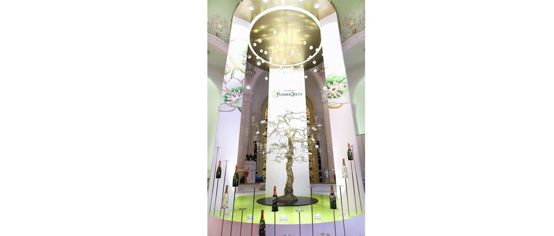 Einzigartige Installation auf der Design Shanghai