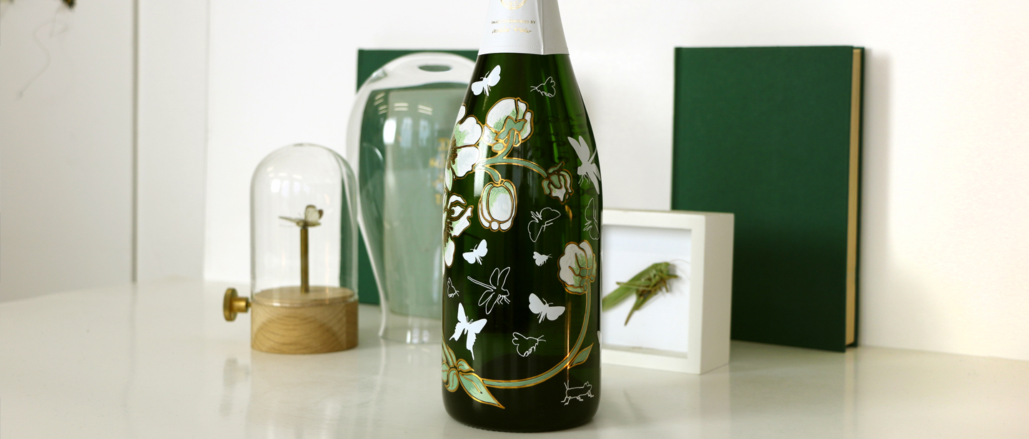 Perrier-Jouet - News - EOY - Making of