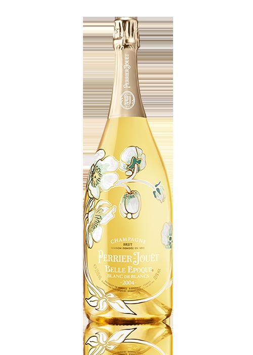 belle epoque blanc de blancs 2004 bottle