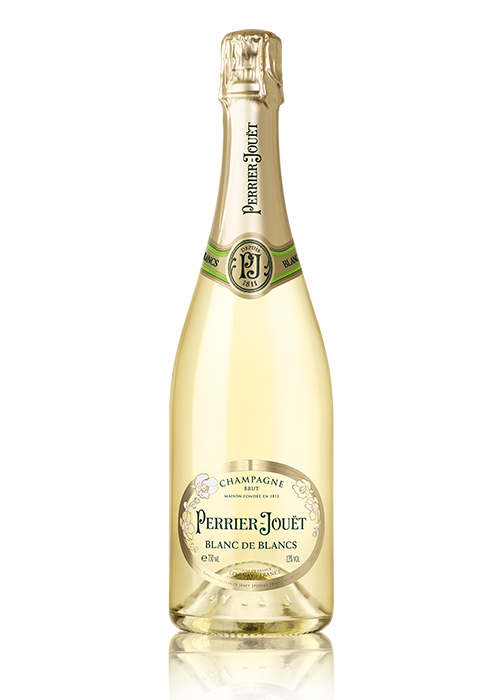 blanc de blancs bottle