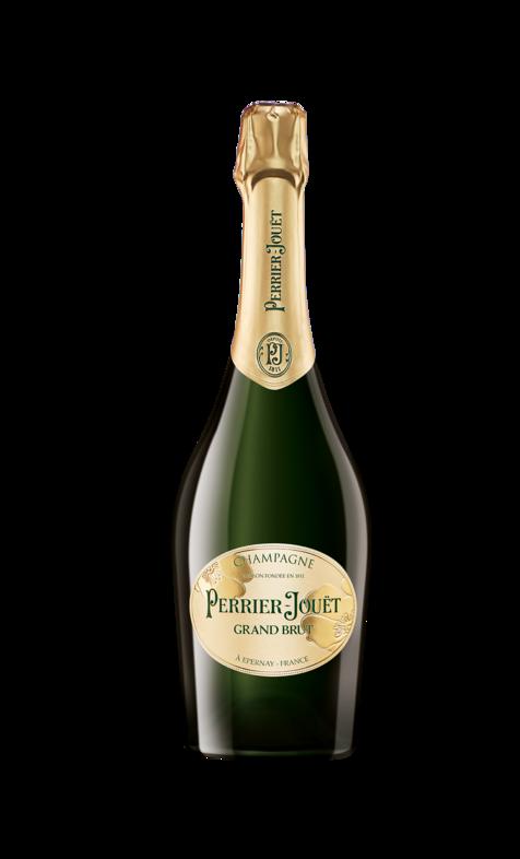 Perrier-Jouët Grand Brut NV Shape Bottle