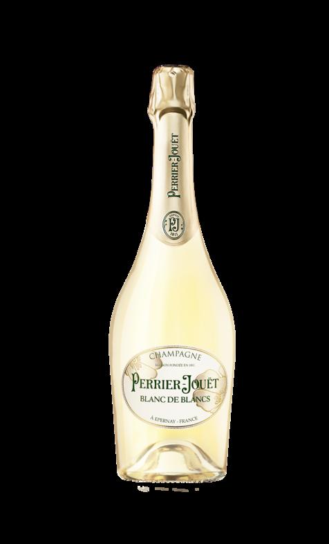 Perrier-Jouët Blanc de Blancs NV Shape Bottle