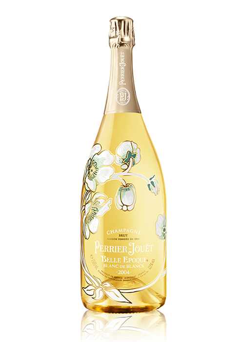 belle epoque blanc de blancs bottle