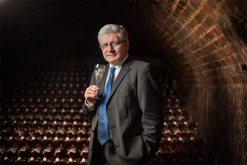 ペリエ ジュエ最高醸造責任者エルヴェ・デシャンのトーク&セミナー