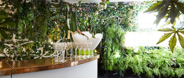 bio responsive garden