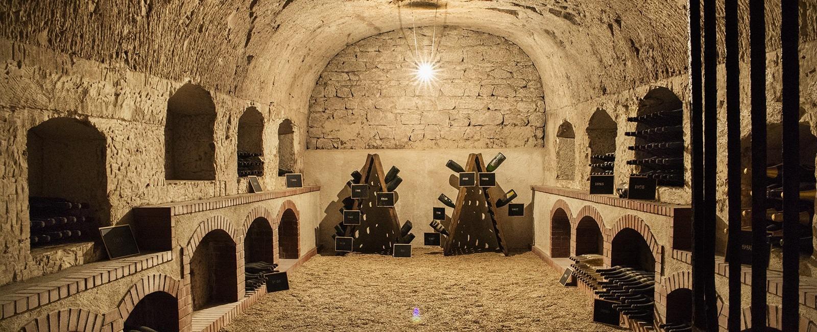 virtual cellars perrier jouet