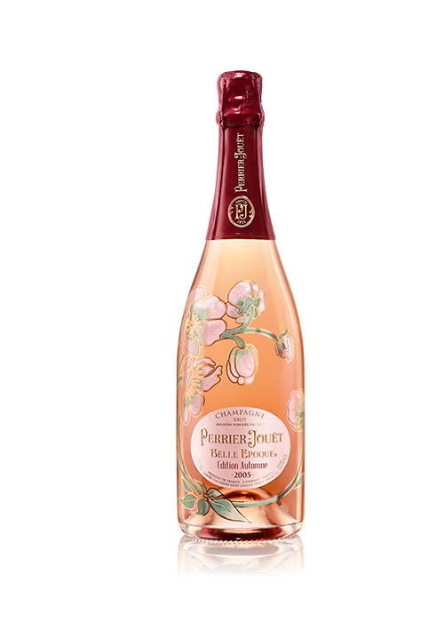belle epoque edition automne 2005 bottle