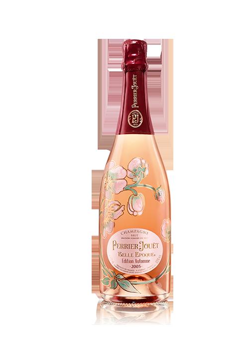 belle epoque edition automne 2005 bottle