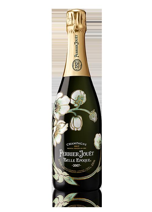 belle epoque 2007 bottle