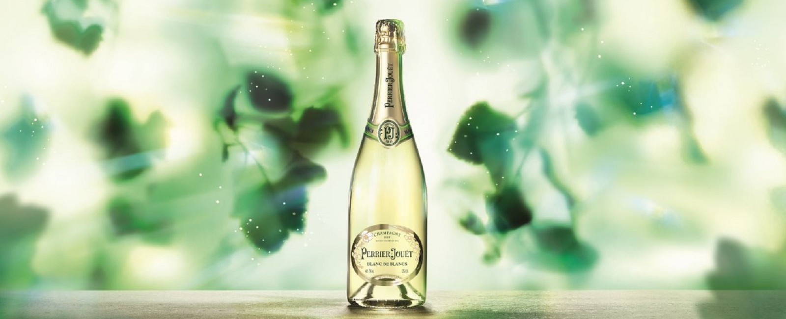 PERRIER-JOUËT LAUNCHES THE PERRIER-JOUËT BLANC DE BLANCS